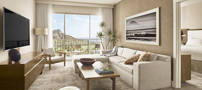 Diamond Head Oceanview Suite