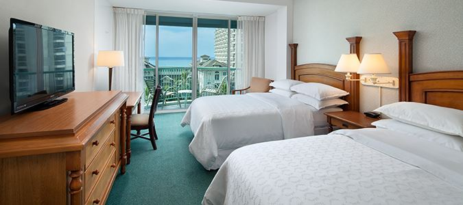 Princess Oceanview Guestroom