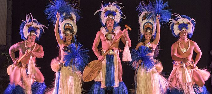 Te Moana Nui Polynesian Show