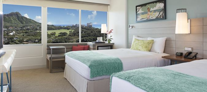 Diamondhead View Guestroom