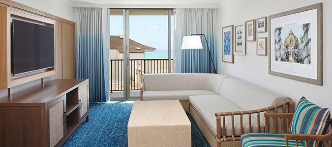 Ocean Tower Oceanview Guestroom