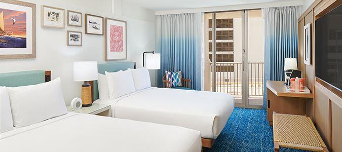 Pacific Tower Oceanview Guestroom