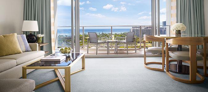 One Bedroom Suite Deluxe Oceanview