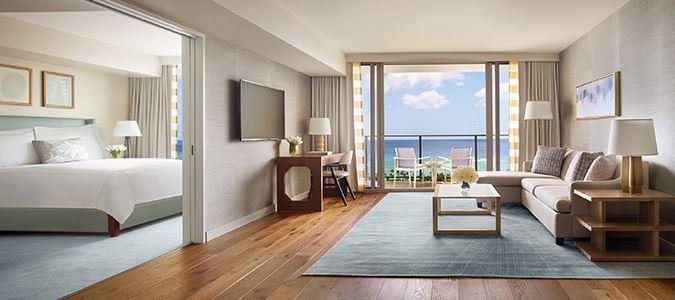 One Bedroom Suite Grand Oceanview