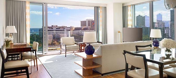 Two Bedroom Suite Deluxe Oceanview