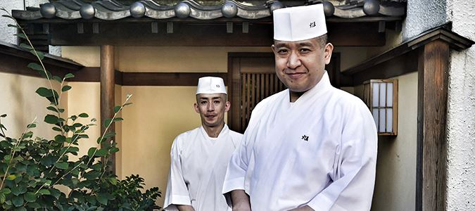 Sushi Sho Restaurant Chefs