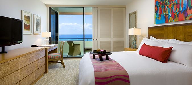 Mailani Tower Ocean Suite King