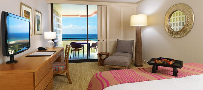 Mailani Tower Ocean King Guestroom