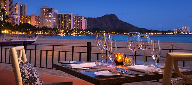 Azure Restaurant Lanai
