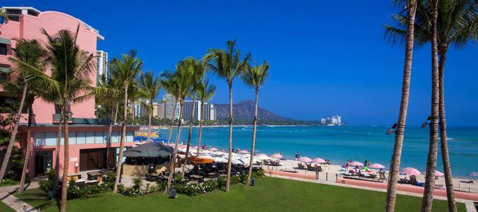 Beach and Ocean Lawn