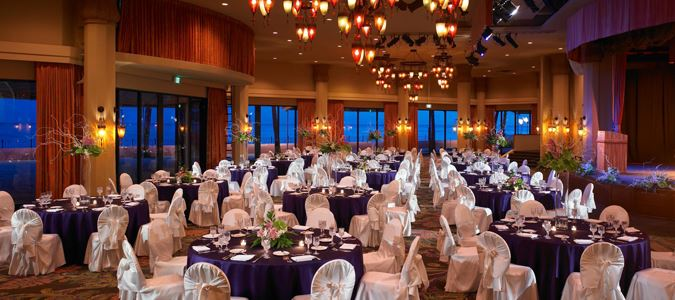 Monarch Ballroom Wedding Reception