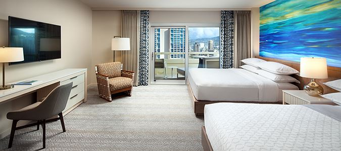 City View ADA Guestroom
