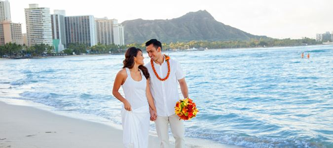 Weddings on Waikiki