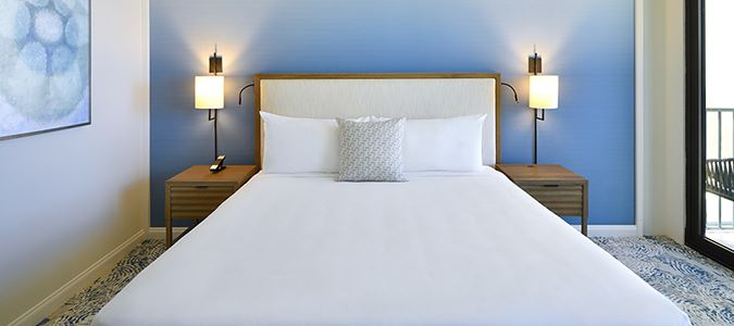Standard Waikiki View Guestroom
