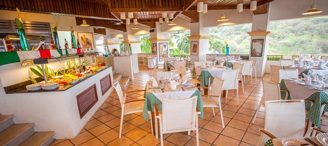 Trattoria El Mirador Restaurant