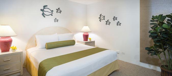 One Bedroom Two Bath Oceanview Suite