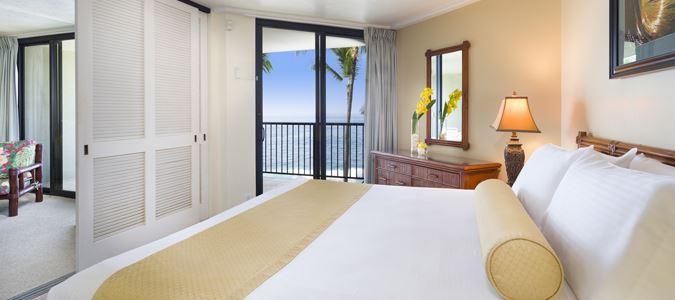 Two Bedroom Two Bath Oceanfront Suite