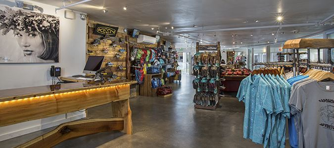 Kapohokine Adventures Store