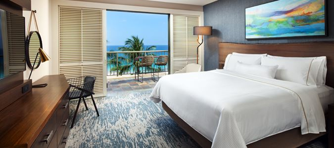Premium Oceanview Suite