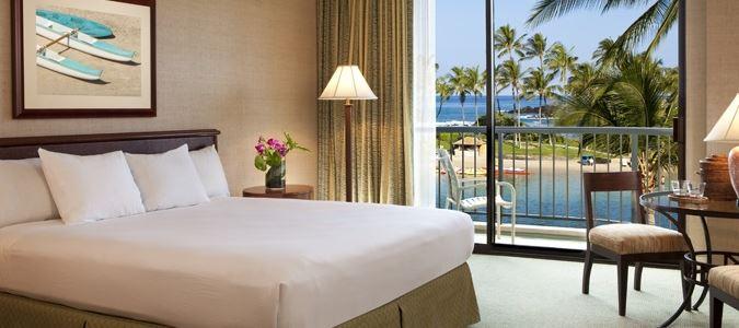 Lagoon Tower Deluxe Oceanview Guestroom