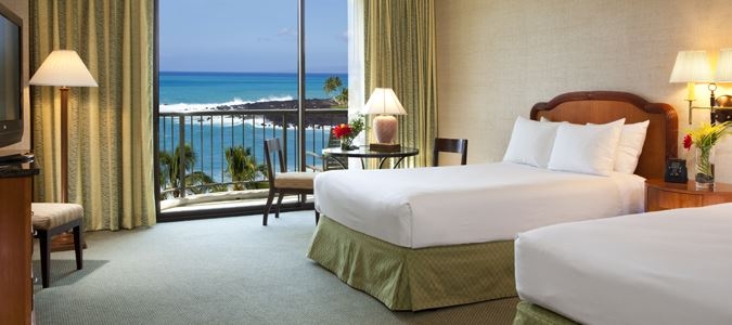Ocean Tower Oceanfront Guestroom