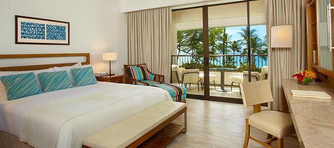 Beachfront Guestroom