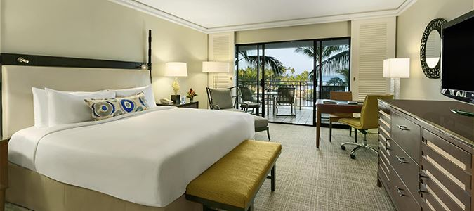 North Tower Presidential Suite