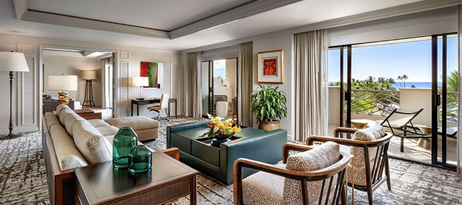 South Tower Presidential Suite