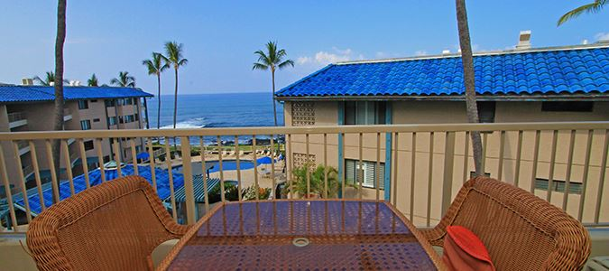 One Bedroom One Bath Oceanview Suite