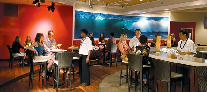 Hawaii Calls Restaurant and Lounge