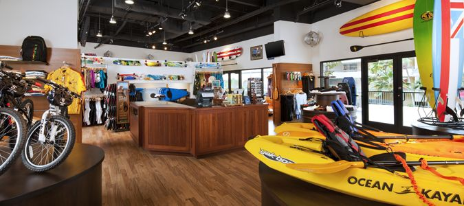 Flying Fish Retail Store