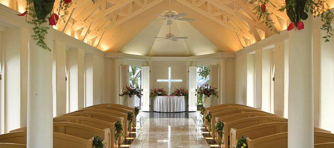 Bayside Wedding Chapel