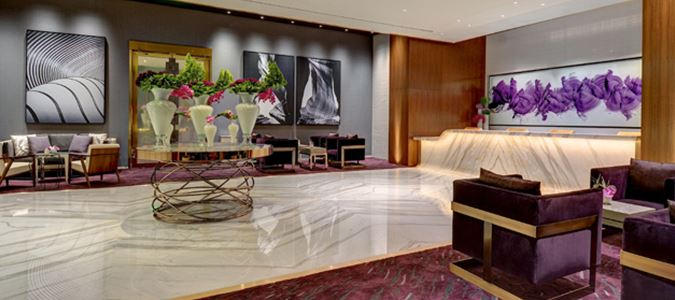 Tower Suites Lobby