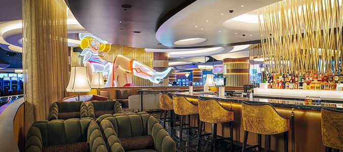 Vegas Vickie's Bar