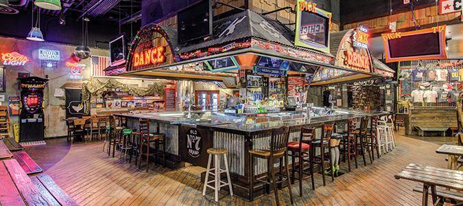 Dick's Last Resort Restaurant and Bar