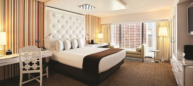 Go Deluxe and Go Executive Guestroom