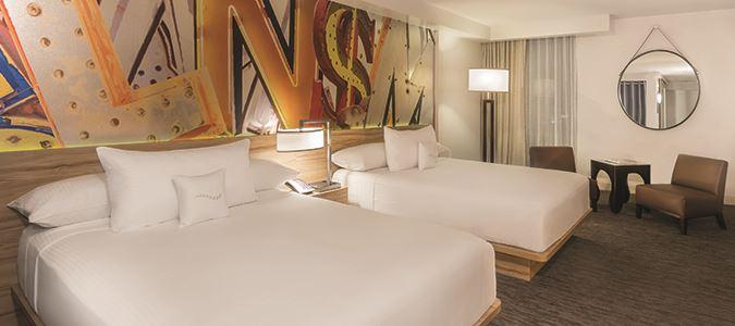 Luxury Two Queen Guestroom