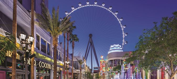 The Linq and High Roller
