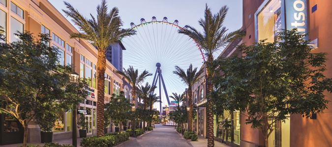 The Linq Shopping and Dining
