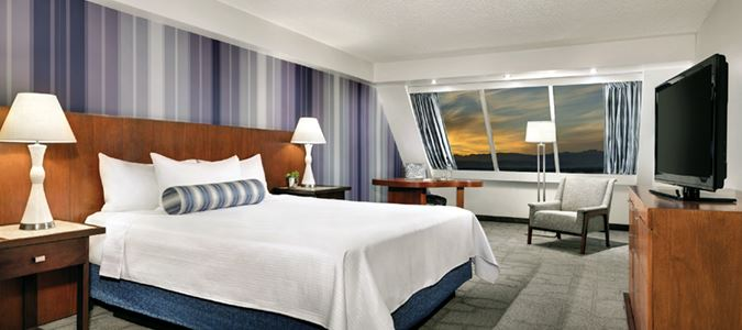 Pyramid Premium and Stay Well Pyramid Premium Guestroom