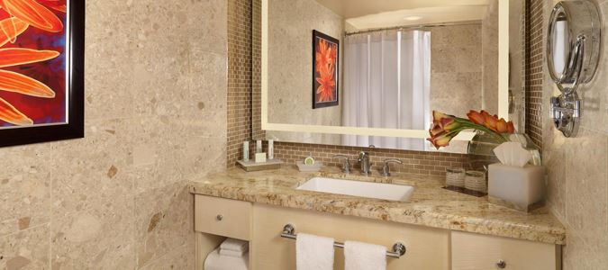 Resort Guestroom Bath