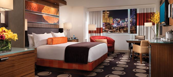 Strip View Guestroom