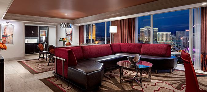 One Bedroom Tower Suite