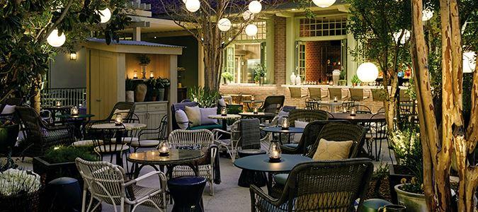 Primrose Café Garden and Bar