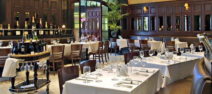 Mon Ami Gabi Restaurant