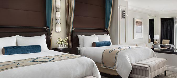 Luxury Two Queen Suite