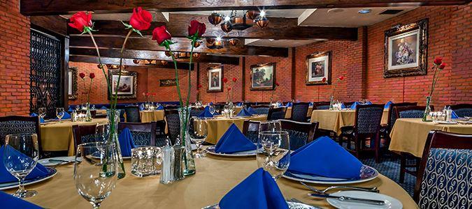 Hugo's Cellar Restaurant