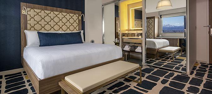 Blanca Tower Guestroom