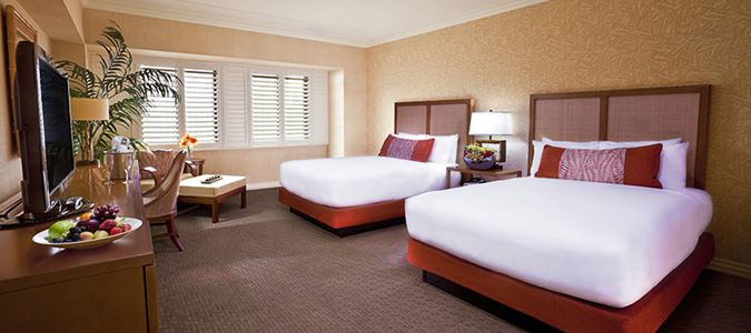 Paradise Tower Deluxe Guestroom