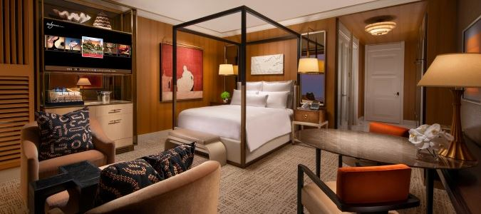 Wynn Tower Suite Salon